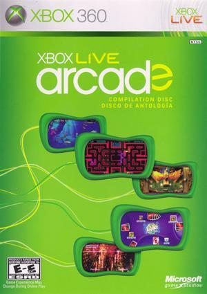 Xbox Live Arcade Compilation Disc (Pacman, Luxor, FF, Uno, BBR) @ GameStation