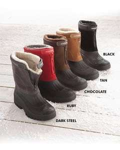 1/2 price Faux fur lined boots at Cotton Traders with code 424a&free delivery with code aff5 (+possible quidco)