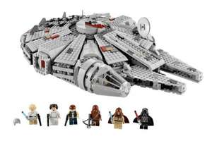 LEGO Star Wars 7965: Millennium Falcon £89.11 @ Amazon (33% off)