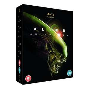 Alien Anthology Box Set (6 Discs) (Blu-ray) for 15.13 @ play (use code)