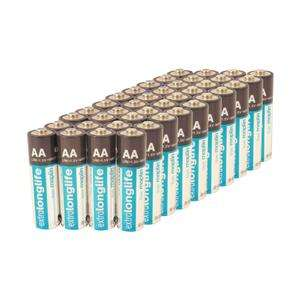 Maplin Extra Long-Life Alkaline AA and AAA Battery 100 Packs was £29.99 now £14.99 each (Half Price)