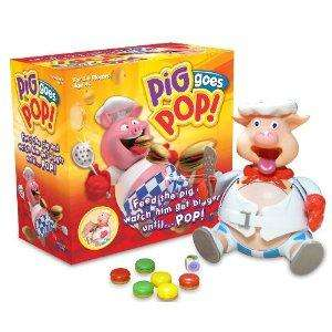 Pig Goes Pop £9.99 Half price free delivery at Amazon, also £9.99 at Argos