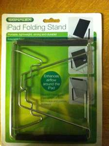 *NEW MODEL* Signalex iPad/Tablet Folding Stand £1@ Poundland