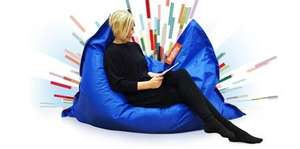 BigBoy Giant Beanbag With Choice Of 10 Colours for £39 @ Groupon from Infurn (64% Off)