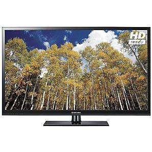 Samsung PS43D450A2 Plasma HD Ready TV, 43 Inch with Built-in Freeview and free 5 year guarantee £349 @John Lewis