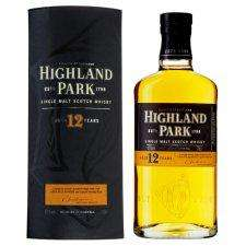 Highland Park 12 y.o. Single Malt Whisky £15.14 @ Tesco Instore