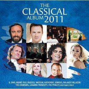 The Classical Album 2011-2 CDS-only £4.95 delivered@(tallhoward) ebay