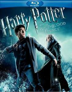Harry Potter And The Half Blood Prince Bluray-only £3.49 delivered@(internetbargaindeals)ebay