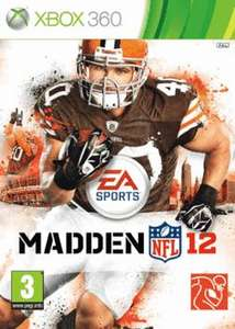 Madden NFL 12 £22.99 @ Game