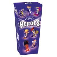 Various Coop instore deals, Cadburys heroes/roses £2 etc