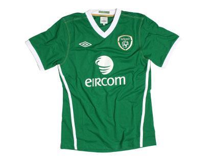 Republic of Ireland Football shirt £16.99 Delivered @ Match Magazine