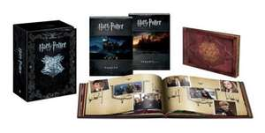 Harry Potter: The Complete 8 Film Collection - Limited Numbered Edition (Blu-Ray+DVD) @ Sainsbury entertainment for £58.49 (with code)