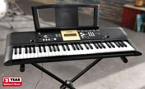 Yamaha YPT-220 Digital Keyboard £79.99 @ Lidl - 90 Quid or more Everywhere Else