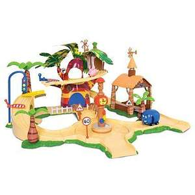 Jungle Junction Playset £32.00 @ Debenhams + FREE P&P