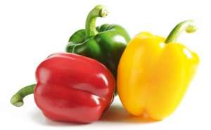 Mixed Peppers - 3 Pack 79p @ Lidl