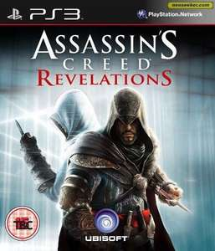 Assassin's Creed: Revelations PS3/XBOX360 £29.69 Using code JS112011CAT@SainsburysEntertainment