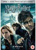 Harry Potter Hallows Part2 DVD £8.09 @ sainsburys with Code