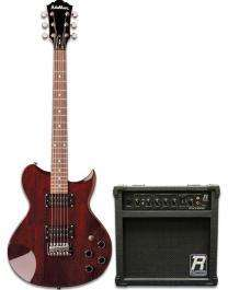 Washburn WI14 WA Electric Guitar Package with Randall Amp - only £105.99 delivered @ PMT online