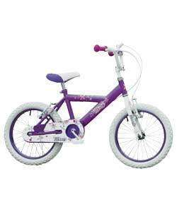 KIDS ACTIVE 16 INCH GIRLS BIKE £32.98 delivered at Argos Ebay