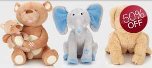 50% OFF toys & books @ M&S PLUS extra 10% off the full price!