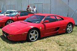 Ferrari F355 - 3 day hire 225 miles - Club Membership + Drive a Supercar - £490 - Moneysupermarket.com