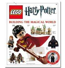 LEGO Harry Potter Building the Magical World Book £4.49 delivered @ The Book People