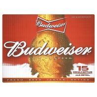 Budweiser - 15x300ml - £7 @ Asda