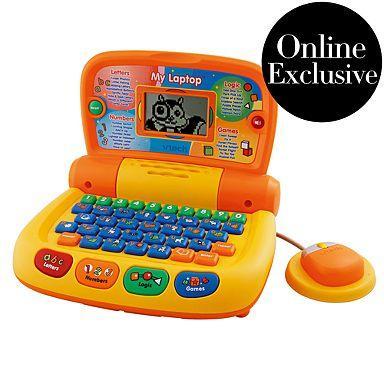 Vtech My laptop £11.25 Delivered plus Quidco @ Debenhams (Was £25)