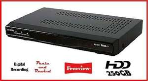 Luxor PVR 250GB Freeview Digital Recorder only £30 INSTORE ONLY @ Asda