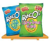 Ringo's Crisps Six pack £1 @ Asda