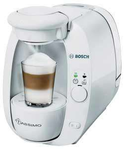 BOSCH Tassimo T20 (TAS2001GB) Hot Drink Maker in White - £49 @ Morrisons