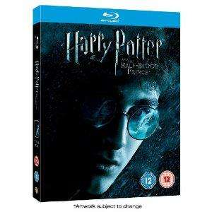 Harry Potter and the Half Blood Prince Blu-Ray £4.07 @ Amazon.co.uk