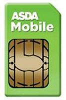 Free Asda mobile payg sim pack