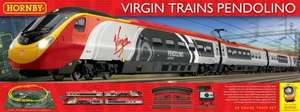 Hornby Pendolino Train Set R1155 £99.95 delivered @ Jadlamracingmodels