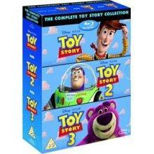 Toy Story Trilogy Boxset (DVD) - £15 @ Asda (Instore)
