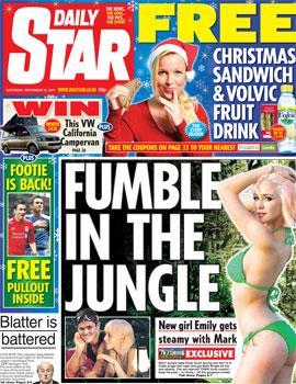 Saturday newspaper offers - see post - Mail/ Telegraph/ Express/ Star/ Sun/ Mirror
