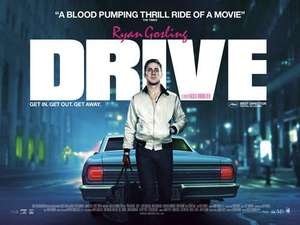 Drive - Blu-Ray HMV Exclusive Steelbook £12.99