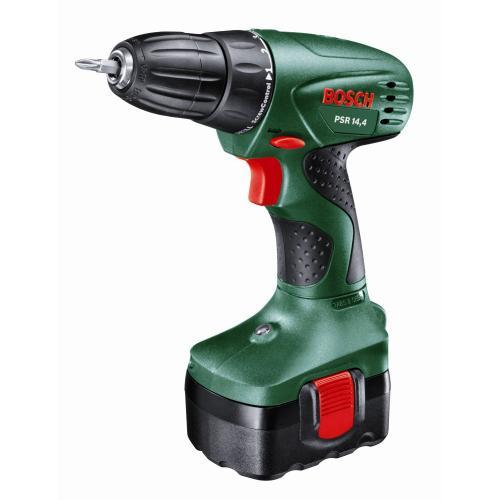 Bosch PSR 14.4 Cordless 14.4 Volt Drill/Driver, 1 x NiCD Battery £26.13 @ Amazon
