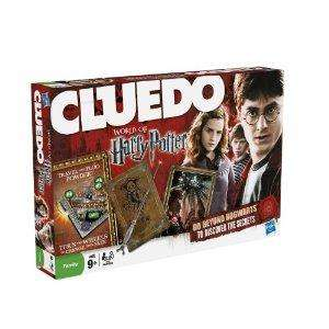 Harry Potter Cluedo World of Harry Potter £16 (£14.40) with code @ Debenhams