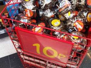 10 Mega treacle lollies for 10p @ Asda Instore