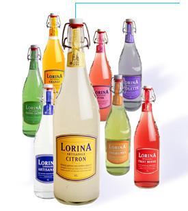 Asda: Lorina lemonade's 2 for £4.50 in glass swing stopper bottles ideal for home brew!