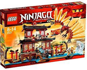 Lego Ninjago Fire Temple 2507 £61.99 @ Toys R Us
