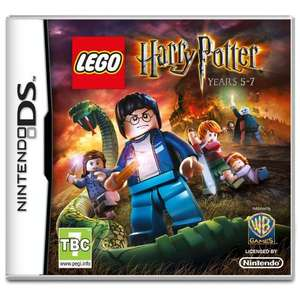 Lego Harry Potter Years 5-7 for Nintendo DS - £16.59 @ Gameseek