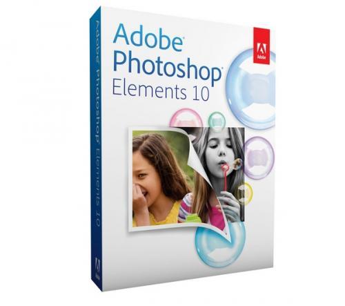 PC World Adobe Photoshop Elements 10  £29.99 @ PCWorld
