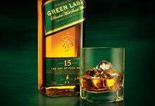 Johnnie Walker Green Label 70Cl £20.80 @ Tesco