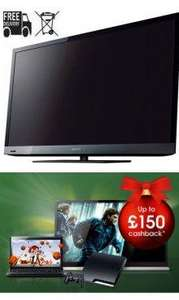 "Sony KDL46EX524 46"" LCD TV kdl-46ex524 - £640 @ cheapelectricals"
