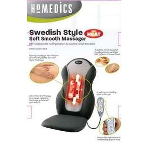 HoMedics QRM-409H-3GB Swedish Style Massager £59.61 delivered @ Amazon