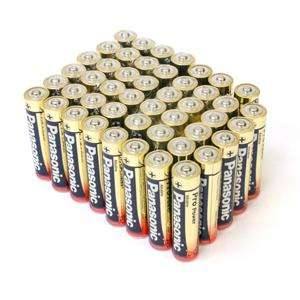 Panasonic Pro Power - AAA (LR03) -BACK IN STOCK - Extra Value Box of 48 Batteries - £11.49 delivered @7dayshop