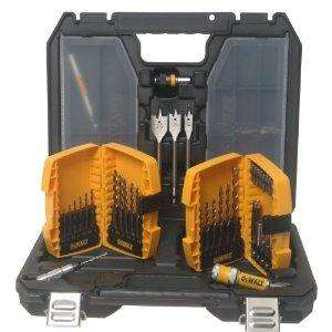 DeWalt 90 Piece Worksite Powertool Accessory Set - £31.98 @ Amazon