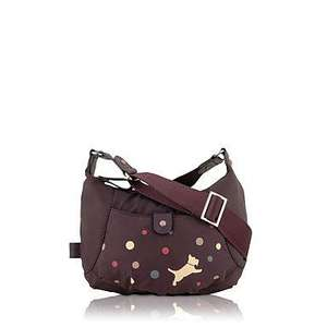 Radley Purple Small Across Body Bag Was £69.00 Now £26.91 Plus Some Others Too Choose From Using Codes KB32 And SDH1 @ Debenhmas PLUS 3% Quidco